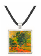 Landscape by Gauguin -  Museum Exhibit Pendant - Museum Company Photo