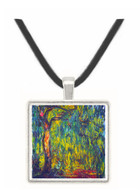 Landscape by Monet -  Museum Exhibit Pendant - Museum Company Photo