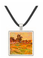 Landscape in Provence - Paul Cezanne -  Museum Exhibit Pendant - Museum Company Photo