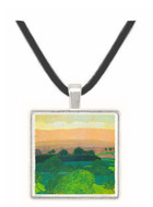 Landscape in Romanel by Felix Vallotton -  Museum Exhibit Pendant - Museum Company Photo