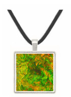 Landscape in southern France -  Museum Exhibit Pendant - Museum Company Photo