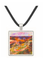 Landscape in Wargemont by Renoir -  Museum Exhibit Pendant - Museum Company Photo