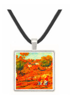 Landscape with Cagnes -  Museum Exhibit Pendant - Museum Company Photo