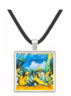 Large Bathers by Cezanne -  Museum Exhibit Pendant - Museum Company Photo