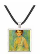 Madame Henriot by Renoir -  Museum Exhibit Pendant - Museum Company Photo