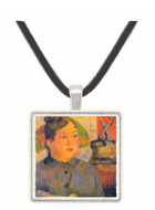 Madame Kohler by Gauguin -  Museum Exhibit Pendant - Museum Company Photo