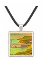 Marine by Seurat -  Museum Exhibit Pendant - Museum Company Photo