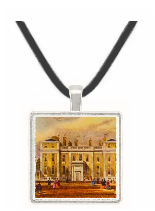 Marlborough House - Thomas Hosmer Shepherd -  Museum Exhibit Pendant - Museum Company Photo