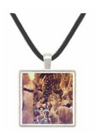 Medicine by Klimt -  Museum Exhibit Pendant - Museum Company Photo