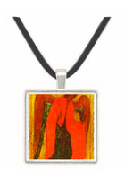 Michael the Archangel -  by a Pupil of Theophanes the Greek-  -  Museum Exhibit Pendant - Museum Company Photo