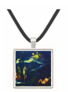 More Bathers by Cezanne -  Museum Exhibit Pendant - Museum Company Photo