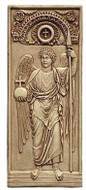 Archangel Michael: Angel of Repentance, Righteousness, Mercy, and Sanctification. 1600A.D. - Photo Museum Store Company