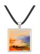 Northumberland shore by Joseph Mallord Turner -  Museum Exhibit Pendant - Museum Company Photo