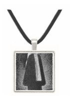 Nurse by Seurat -  Museum Exhibit Pendant - Museum Company Photo