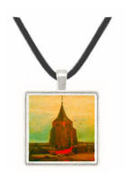 Old Church -  Museum Exhibit Pendant - Museum Company Photo