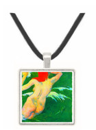 Ondine by Gauguin -  Museum Exhibit Pendant - Museum Company Photo