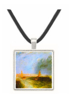 Ostend by Joseph Mallord Turner -  Museum Exhibit Pendant - Museum Company Photo