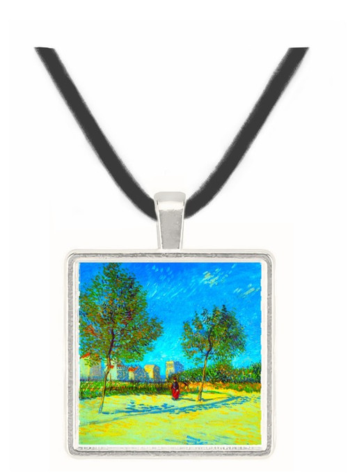 Outskirts -  Museum Exhibit Pendant - Museum Company Photo