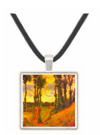 Pamplin by Gauguin -  Museum Exhibit Pendant - Museum Company Photo