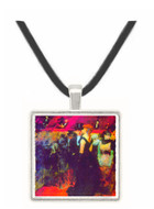 Paris Opera by Forain -  Museum Exhibit Pendant - Museum Company Photo