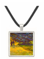 Park Arles by Van Gogh -  Museum Exhibit Pendant - Museum Company Photo