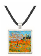 Peach Trees -  Museum Exhibit Pendant - Museum Company Photo