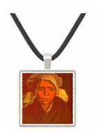 Peasant Woman -  Museum Exhibit Pendant - Museum Company Photo