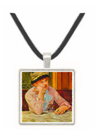 Pflaume by Manet -  Museum Exhibit Pendant - Museum Company Photo
