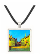 Place at Argenteuil by Sisley -  Museum Exhibit Pendant - Museum Company Photo