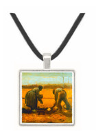 Planting -  Museum Exhibit Pendant - Museum Company Photo