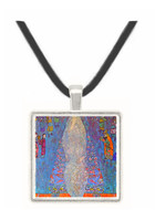 Portrait of Baroness Elisabeth Bachofen by Klimt -  Museum Exhibit Pendant - Museum Company Photo