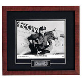 "Old Crow P-51 Mustang Photograph Signed by Colonel Clarence E. ""Bud"" Anderson - Photo Museum Store Company"