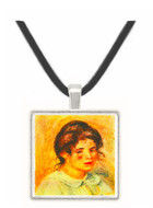 Portrait of Gabrielle by Renoir -  Museum Exhibit Pendant - Museum Company Photo