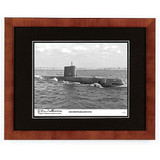 USS Nautilus Photograph Signed by Vice Admiral Eugene P. Wilkinson - Photo Museum Store Company