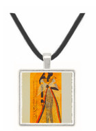Queen Nefretete - Egyptian - Staatliche Museum - Berlin -  -  Museum Exhibit Pendant - Museum Company Photo