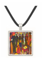 Resignation by Macke -  Museum Exhibit Pendant - Museum Company Photo
