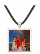 Ritratto dei Ragazzi Fluyder - Sir Thomas Lawrence -  Museum Exhibit Pendant - Museum Company Photo