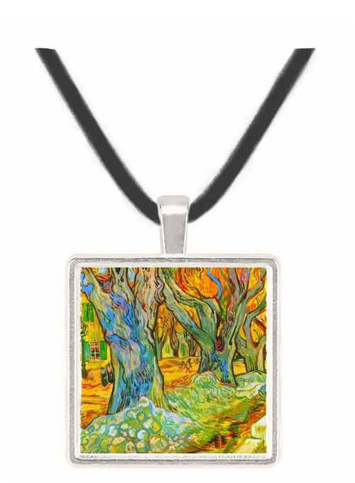 Roadman by Van Gogh -  Museum Exhibit Pendant - Museum Company Photo