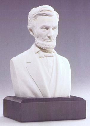 U.S. President Abraham Lincoln Bust - Photo Museum Store Company