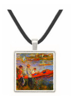 Rowers from Chatou by Renoir -  Museum Exhibit Pendant - Museum Company Photo