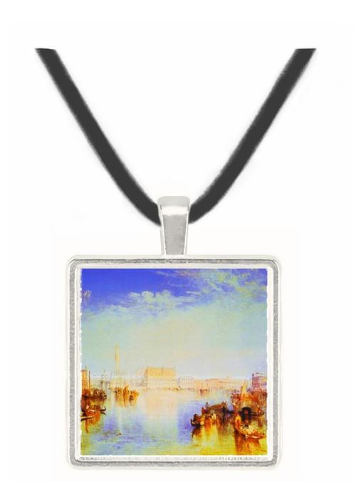 San Giorgio Venice  by Joseph Mallord Turner -  Museum Exhibit Pendant - Museum Company Photo