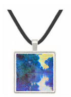Seine bend in Giverny by Monet -  Museum Exhibit Pendant - Museum Company Photo