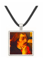 Self Portrait - Paul Gauguin -  Museum Exhibit Pendant - Museum Company Photo