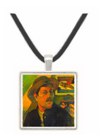 Self Portrait by Gauguin -  Museum Exhibit Pendant - Museum Company Photo