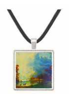 Sierra Nevada Morning - Albert Bierstadt -  Museum Exhibit Pendant - Museum Company Photo