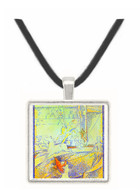 Sketch of the circus by Seurat -  Museum Exhibit Pendant - Museum Company Photo