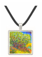 Slip Away by Van Gogh -  Museum Exhibit Pendant - Museum Company Photo