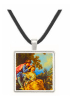 Spring - Francois Boucher -  Museum Exhibit Pendant - Museum Company Photo