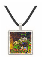 Spring flowers -  Museum Exhibit Pendant - Museum Company Photo