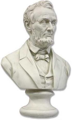 Lincoln Bust - Photo Museum Store Company